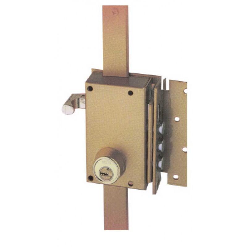Cerradura de sobreponer de alta seguridad ucem - Cerraduras de seguridad precios ...