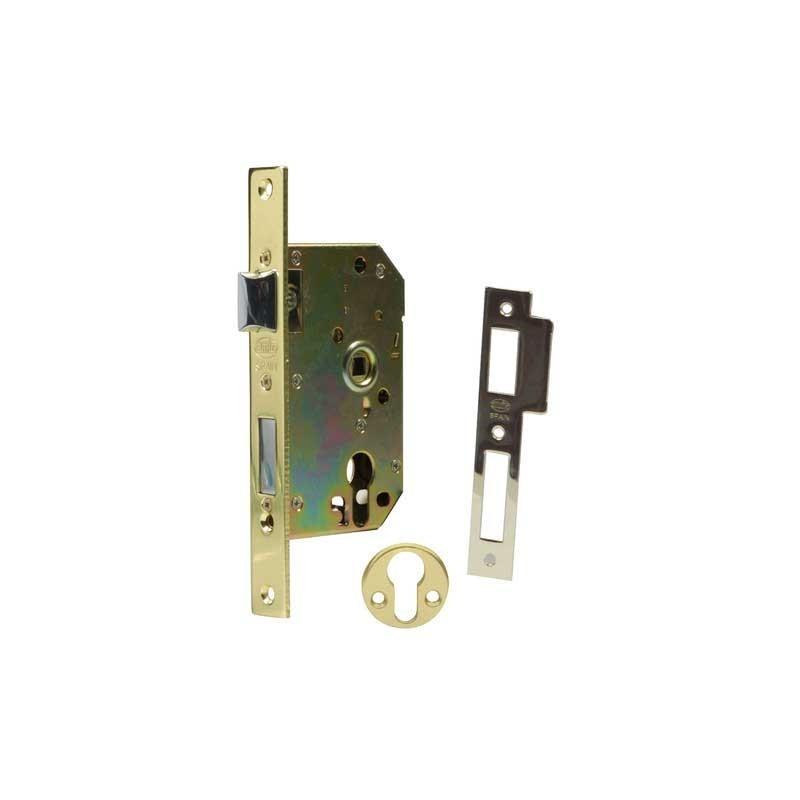 Cerradura de embutir para puertas de madera amig - Cerraduras puertas madera ...